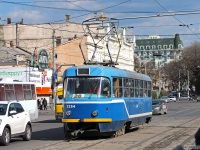 Одесса. Tatra T3SU мод. Одесса №3284