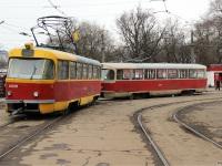 Одесса. Tatra T3SU №4035, Tatra T3SU №4081
