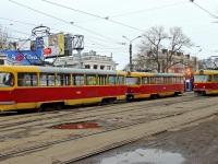 Одесса. Tatra T3SU №4013, Tatra T3SU №4035, Tatra T3SU №4048