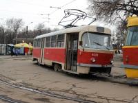 Одесса. Tatra T3SU №4081