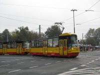 Варшава. Konstal 105N2k/2000 №2114, Konstal 105N2k/2000 №2115