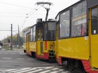 Варшава. Konstal 105N №1201