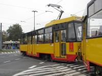 Варшава. Konstal 105N №1351