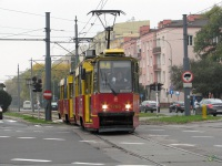 Варшава. Konstal 105N №1366