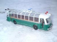 Модель троллейбуса СВАРЗ-ТБЭС