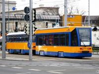 Лейпциг. Tatra T4 №2109, Bombardier NB4 №913