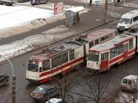 Санкт-Петербург. ЛВС-86К-М №5035, ЛВС-86К №3009