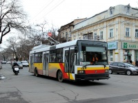 Одесса. Škoda 21Tr №4011