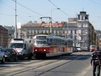 Прага. Tatra T3 №8520