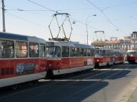 Прага. Tatra T3 №8521
