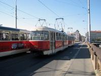 Прага. Tatra T3 №8539