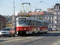 Прага. Tatra T3 №8314, Tatra T3 №8315