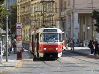 Прага. Tatra T3 №8224
