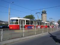 Прага. Tatra T3 №8508, Tatra T3 №8509