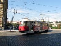 Прага. Tatra T3 №8373