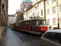 Прага. Tatra T3 №8512