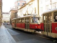 Прага. Tatra T3 №8513