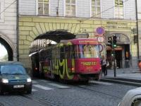 Прага. Tatra T3 №8391