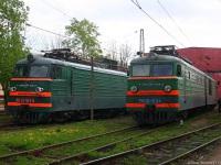 Тверь. ВЛ10у-614, ВЛ10-634