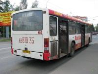 Вологда. Mercedes O345 ав810