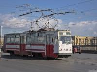 Санкт-Петербург. ЛМ-68М №7588