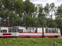 Санкт-Петербург. ЛМ-68М №7572, ЛВС-86К №7070