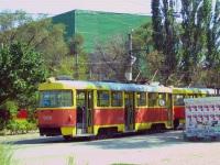 Волгоград. Tatra T3 №5807, Tatra T3 №5808