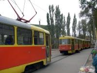 Волгоград. Tatra T3 №5770, Tatra T3 №5813, Tatra T3 №5814
