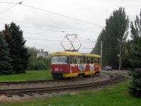Волжский. Tatra T3SU №100