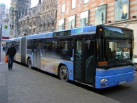 Мюнхен. MAN A23 NG263 M-VB 5118