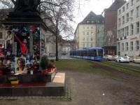 Мюнхен. Stadler Variobahn №2313