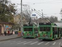 Одесса. ТролЗа-5265.00 №3004, ТролЗа-5265.00 №3012