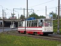 Санкт-Петербург. ЛВС-86К №7013