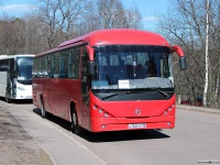 Выборг. Golden Dragon XML6121 е762рн
