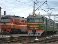 Санкт-Петербург. ЭР2К-946, ТЭП70-0362