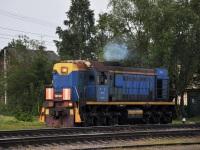 Псков. ТЭМ3-017