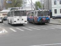 Одесса. ЮМЗ-Т2 №1002, ЗиУ-682В-012 (ЗиУ-682В0А) №656