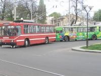 Одесса. ЮМЗ-Т2 №2037, ЗиУ-682В-012 (ЗиУ-682В0А) №638
