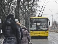 Николаев. ЛАЗ-Е183 №3002