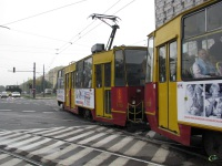 Варшава. Konstal 105N №1119