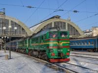 Львов. 2М62-1255