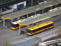 Варшава. Solaris Urbino 15 WI 31706, Solaris Urbino 18 WX 66025
