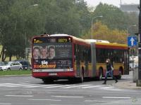 Варшава. Solaris Urbino 18 WX 56221
