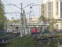 Санкт-Петербург. Станция Новая Деревня
