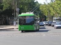 Одесса. Троллейбус ТролЗа-5265 Мегаполис №3016, маршрут 9