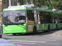 Одесса. Троллейбус ТролЗа-5265 Мегаполис №3005, маршрут 2