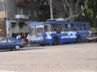 Одесса. Троллейбус ЮМЗ-Т1Р №2019, маршрут 10