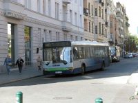 Будапешт. Ikarus 412 BPI-011