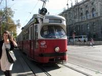 Вена. Lohner E1 №4543