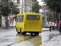 Рыбинск. Богдан А092 а088ум